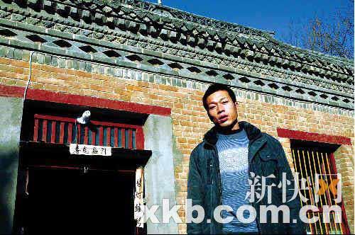 ■经过一年的农村生活,黄东涛曾经挣扎焦灼的心情已经平静了下来。
