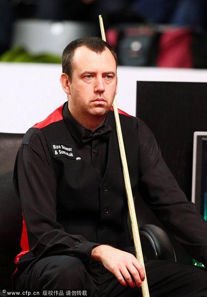 图文:德国大师赛正赛次日 威廉姆斯在思考