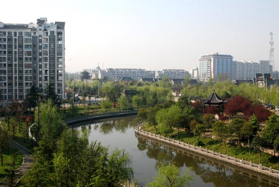 江苏如皋:城市面貌又出新 生活品质再提升(图)