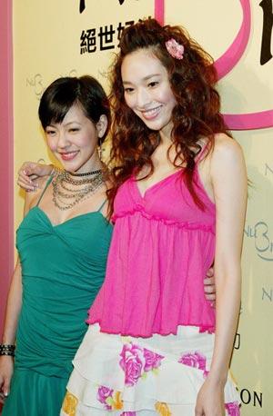 吴佩慈和大小S系超级姐妹淘
