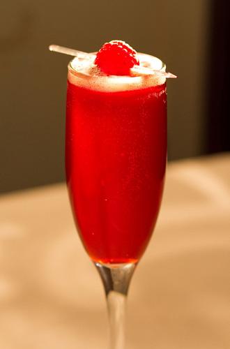 Red Velvet 鸡尾酒