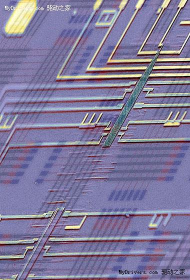 科学家造出全球首个可编程纳米处理器