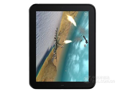 惠普TouchPad初体验 WebOS系统潜力大
