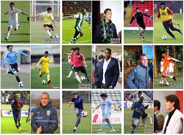 2011赛季十大黄金组合