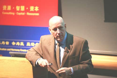 哈佛大学肯尼迪政府学院著名领导力教授迪安.威廉姆斯