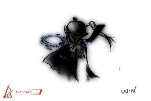 超有爱《dota》英雄玩家简笔手绘欣赏(组图)-搜狐滚动
