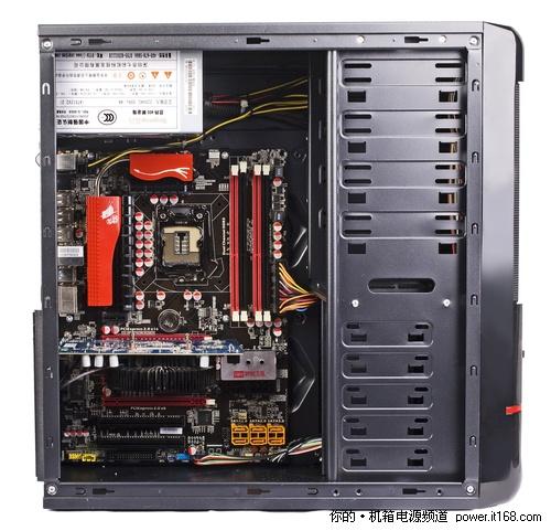 計算機主機內部結構簡介