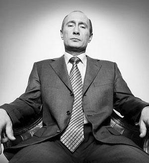 俄罗斯总理普京 资料图片