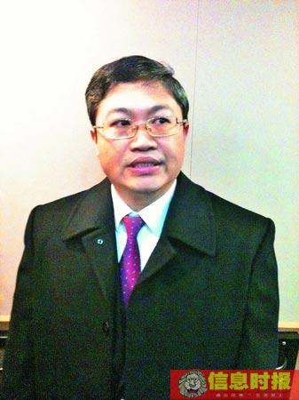 广州市中院副院长王健