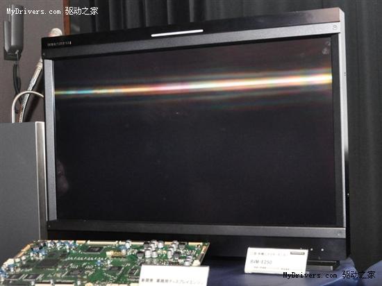 索尼开发25寸全高清OLED专业屏幕