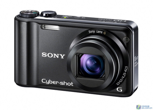 便携长焦性能之王 索尼HX5上市售2550元