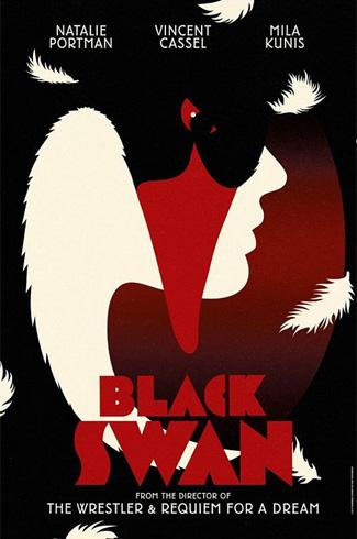 电影《黑天鹅》海报