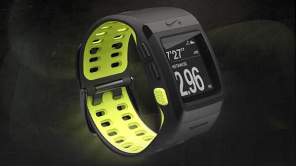 Nike+�˶��ֱ�GPS