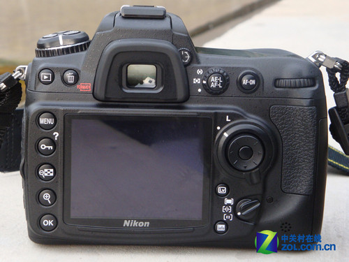 图为:尼康数码单反相机D300S-1200万像素中端旗舰 尼康D300S套机