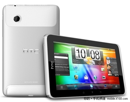 MWC 2011:7寸屏幕/1.5GHz HTC平板发布