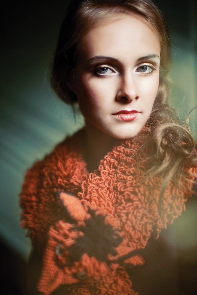 俄罗斯女摄影师镜头中的绝美女子(组图)图片