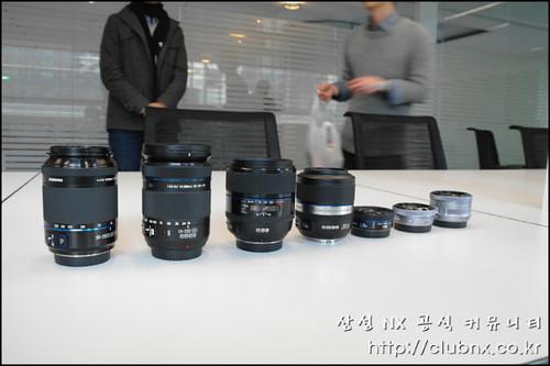 三星多款NX系统镜头新产品逐渐浮出水面