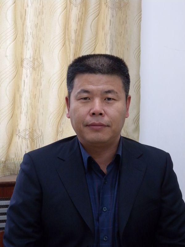 北京外国语大学培训学院副院长高晓东贺搜狐教育新版上线