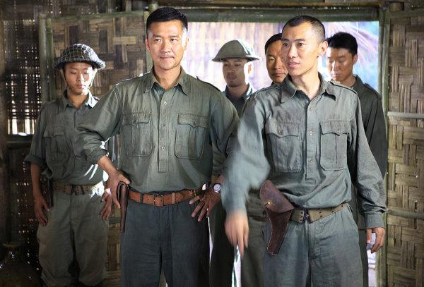 《中国远征军》今卫视播出 郑昊黄志忠其利断金