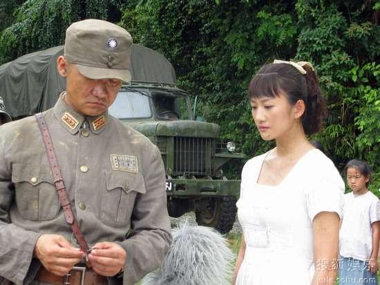 黄志忠,李玥《中国远征军》剧照