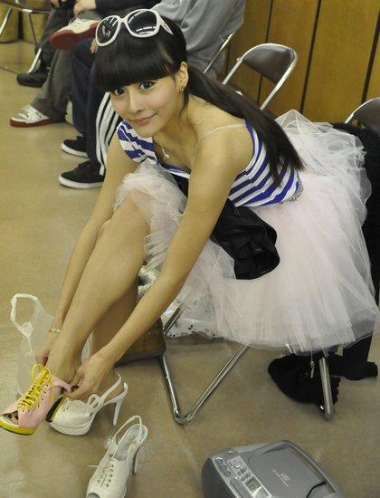 很多不能来日本观看青春美少女组合东京演唱会的