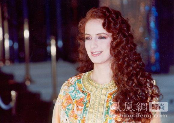萨尔玛王妃_摩洛哥王妃拉拉-萨尔玛被誉为全球最美的王妃之一.