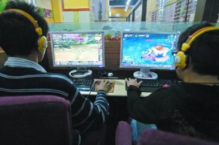 玩网络游戏_新规出台未成年人玩网游进一步受限_宜宾金江