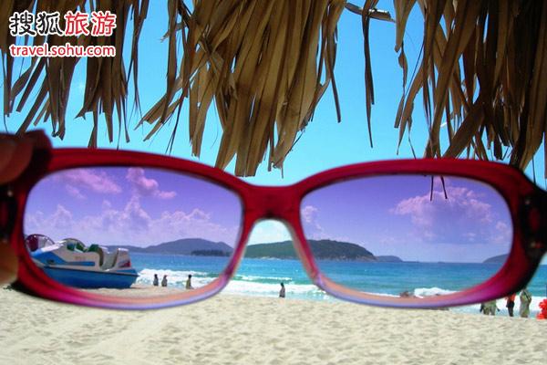 镜中的海南岛 作者:杨沐春涓:走中国,看世界