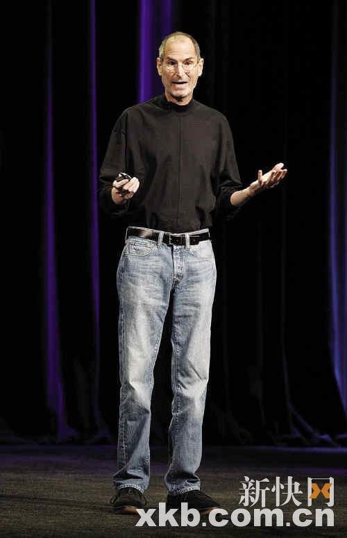 苹果ipad2_很瘦很精神 乔布斯现身主持大局 -搜狐数码