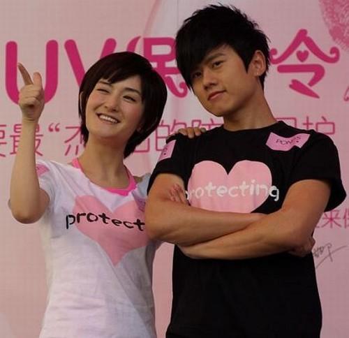 张杰和谢娜