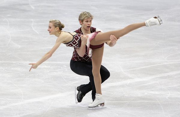 图文:2011花样滑冰世青赛
