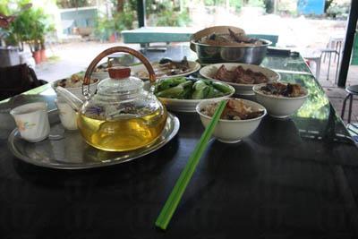 实而不华的农家宴,可吃出农村的纯朴风味。