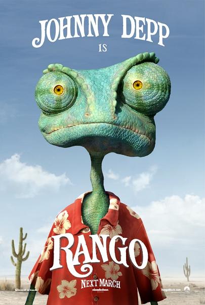 《兰戈》Rango