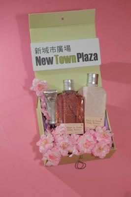 L'OCCITANE价值高达港币440元的尊贵樱花护肤礼盒