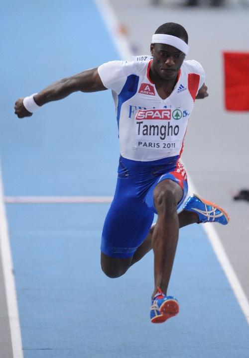 助跑三级跳怎么跳固)�_(体育)(2)田径——法国选手破三级跳世界纪录