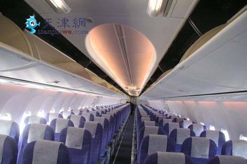 波音737座位图集 波音737头等舱图片 波音737中座位图
