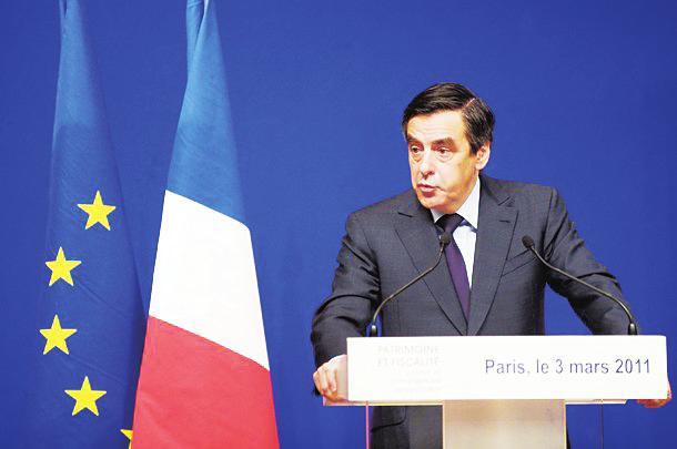 法国启动财产税制改革 菲永表示将取消税盾(图