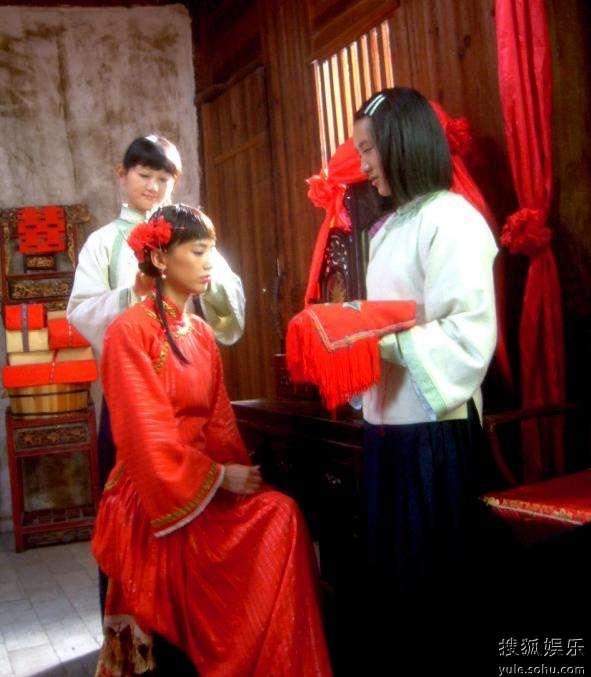 """""""陶舒燕""""险些嫁给他人"""