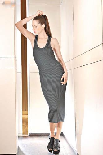 黑色dress $3,900