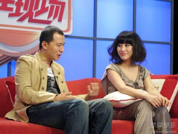 王雅捷于洋做客《最佳现场》 爆父母凭戏择婿