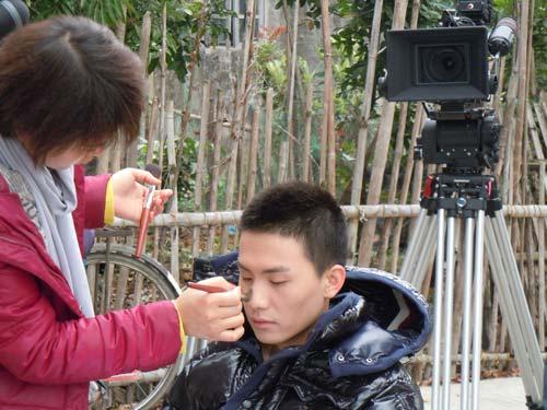 李彦明在《喜酒》出演男主角二喜