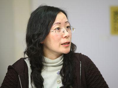 中国消费者协会法律与理论研究部 副主任 陈剑 (摄影:唐怡民)