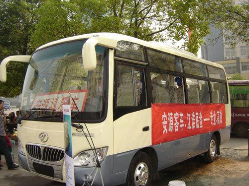 同比增长69 江淮客车底盘1月销量居榜首高清图片