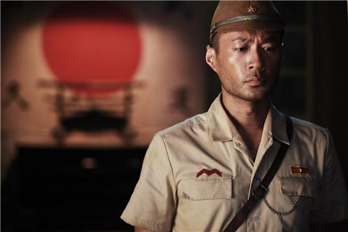 谭凯《中国远征军》剧照