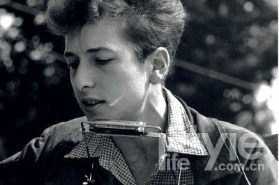 鲍勃-迪伦将开启中国内地首演:重访1961(图)