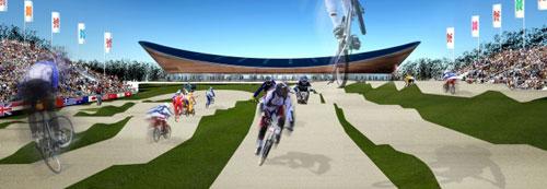 奥林匹克公园小轮车场