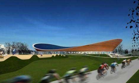 奥林匹克公园自行车馆