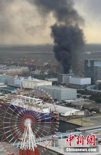 1024核工厂-日本近海3月11日发生了强烈地震,首都东京震感强烈.日本气象厅随