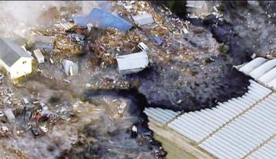 日本:大地震大海啸