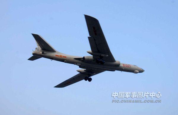 日本地震,解放军在东海进行导弹实弹射击